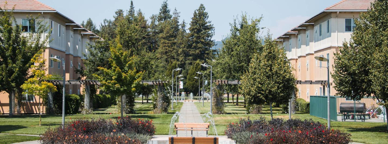 SSU Campus Housing